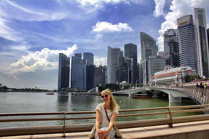 Ein-Tag-in-Singapur-Singapur-Skyline-mit-mir