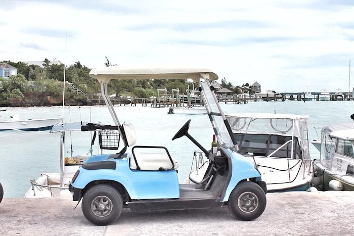 Golf Cart Bahamas