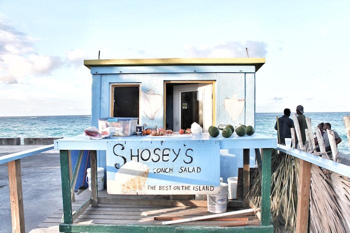 Shoseys Conch Salad