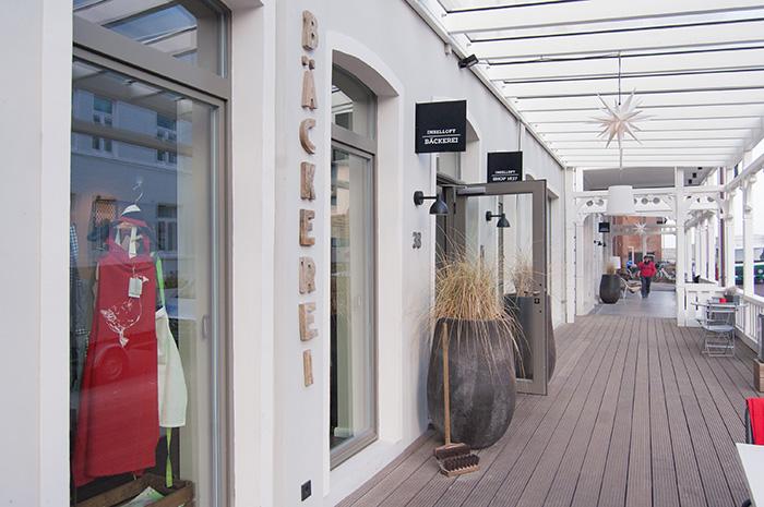 Norderney Sehenswürdigkeiten-Bäckerei