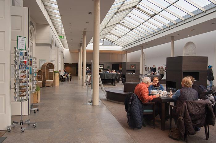 Norderney Sehenswürdigkeiten-Conversationhaus innen