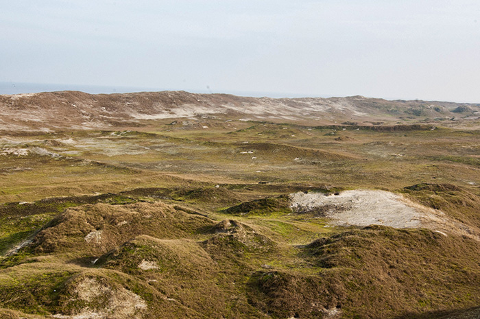 Norderney Sehenswürdigkeiten-Dünenlandschaft