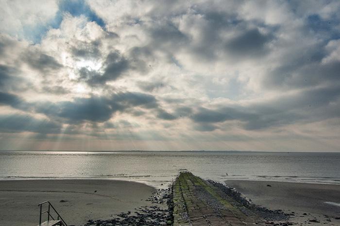 Norderney Sehenswürdigkeiten-Himmel