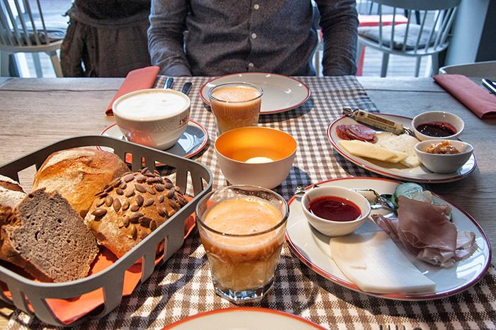 Norderney Sehenswürdigkeiten-Frühstück
