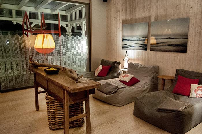 Norderney Sehenswürdigkeiten-Saunabereich