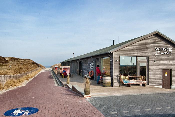 Norderney-Sehenswürdigkeiten-weisse-Duene-aussen