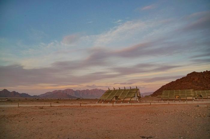 Sonnenuntergang-Camp-quiver