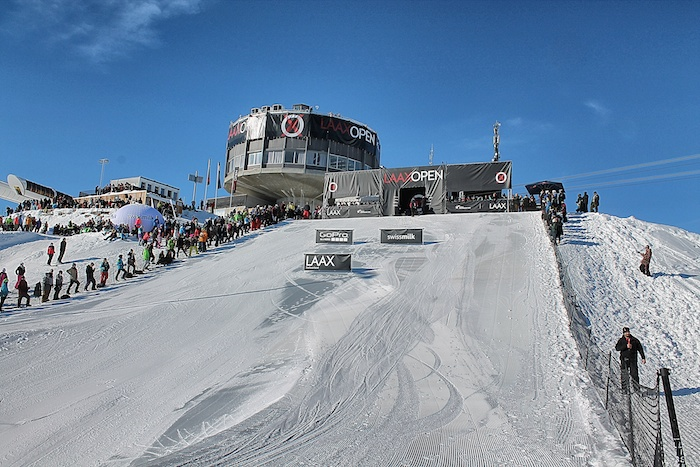 start halfpipe
