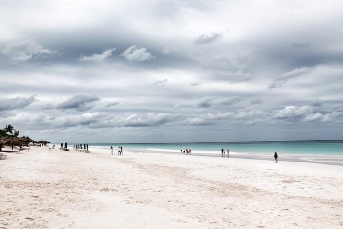 weite strand