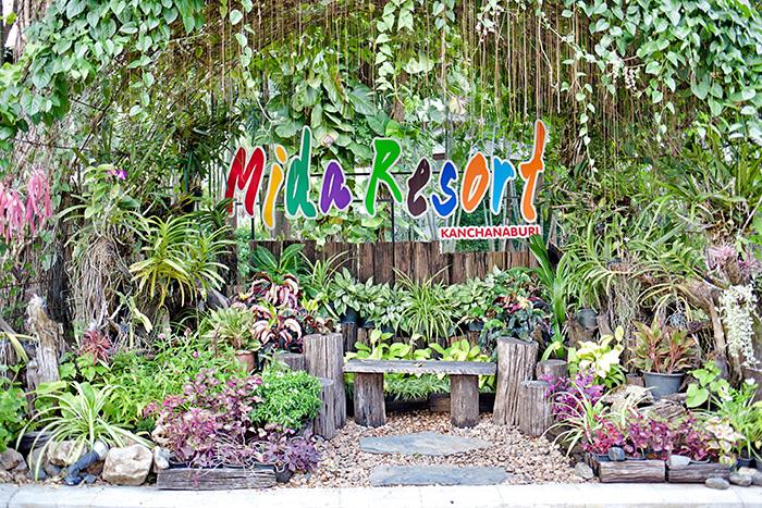 Alleine in den Urlaub - Mida Resort