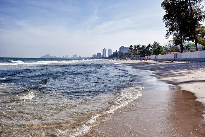 Alleine in den Urlaub - Strand