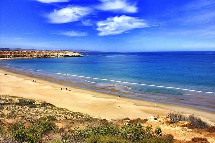 Adelaide Ausflüge - Strand