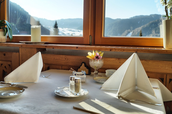 Dolomiti Superski Hotel Sassongher Fruhstuck
