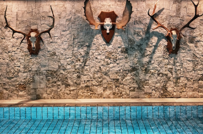 Dolomiti Superski Hotel Sassongher Pool