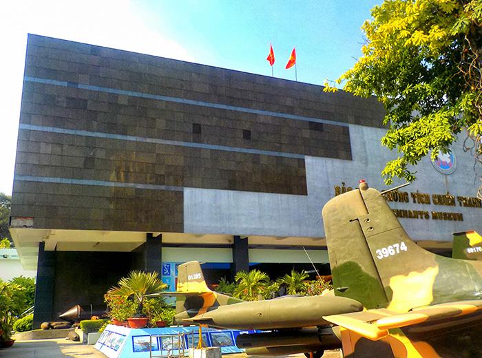 Ho-Chi-Minh-war-museum