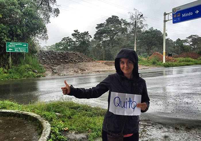 Auswandern nach Ecuador - Linda
