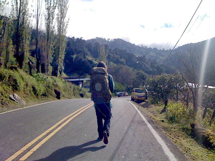 Mittelamerika-Backpacking