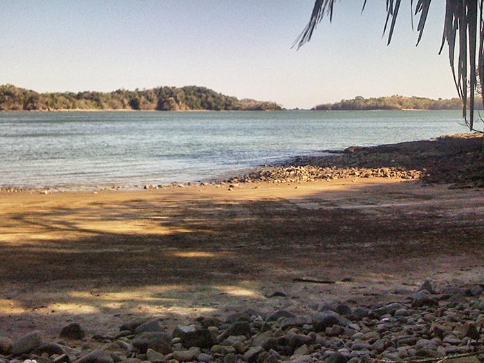 Mittelamerika-Strand