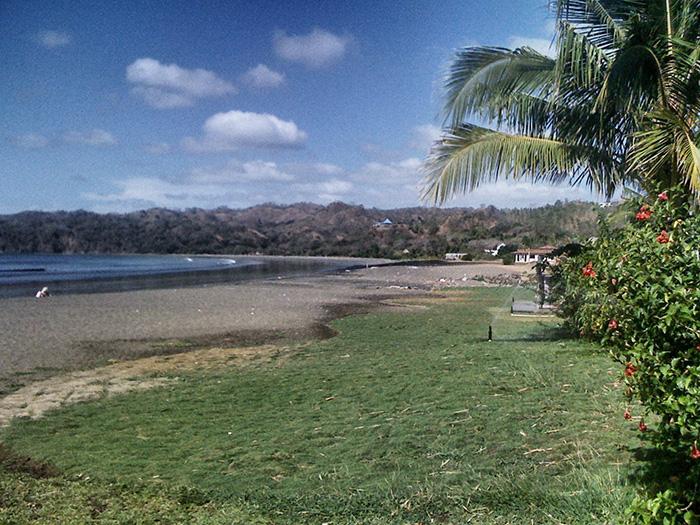 Mittelamerika-Strandgruen
