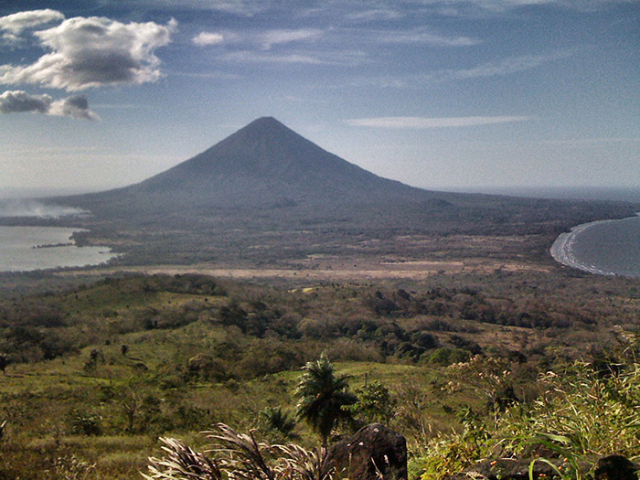 Mittelamerika-Vulkan2