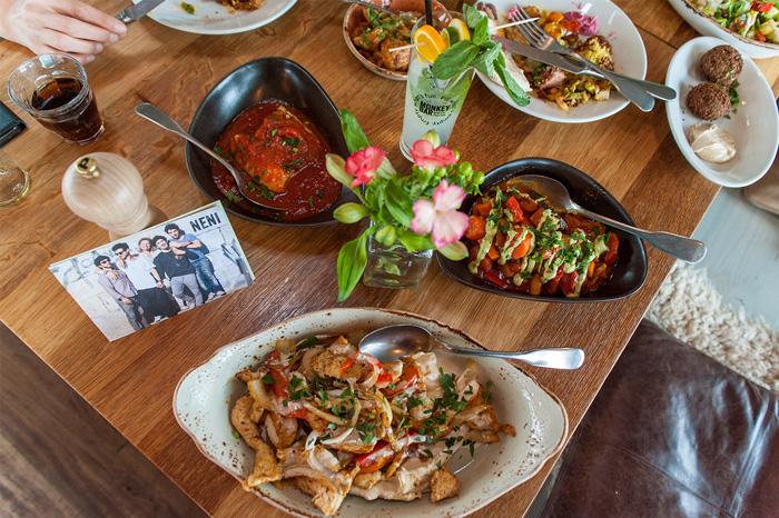 neni restaurant 25hours