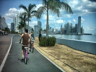 Panama-Skyline