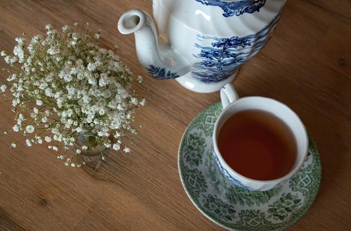 Tee-Kännchen