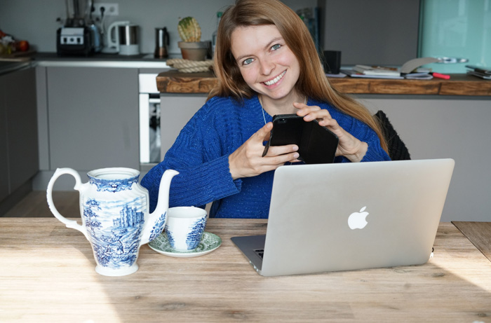 Tee-Laptop