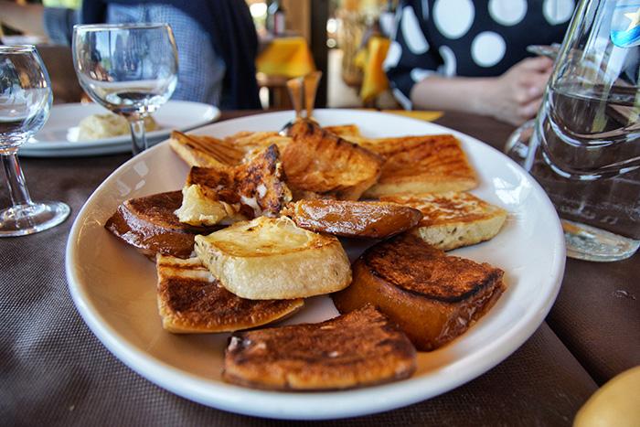 Tremosine-Brot