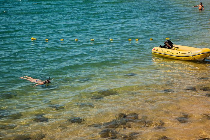 Urlaub in Brasilien - Schnorcheln