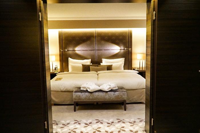 Zimmer-Hotel-Pullman