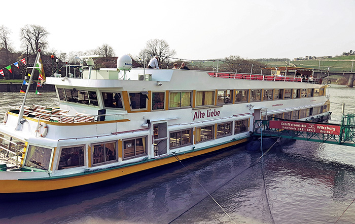 Alte Liebe Boot
