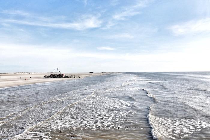 Aussicht Nordsee