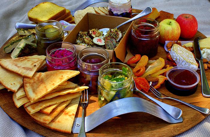 Barossa-Picknick