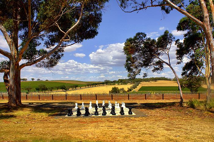 Barossa-Schachspiel