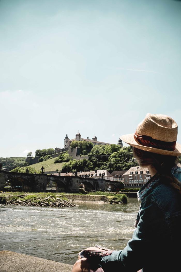 Christine Neder Festung Würzburg