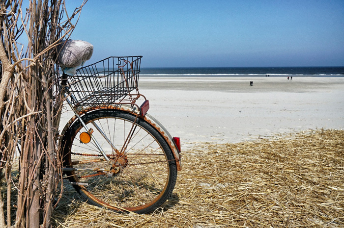 Fahrrad-Juist
