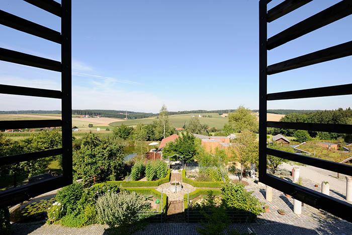 Hofgut Fenster (Foto Hofgut Hafnerleiten)