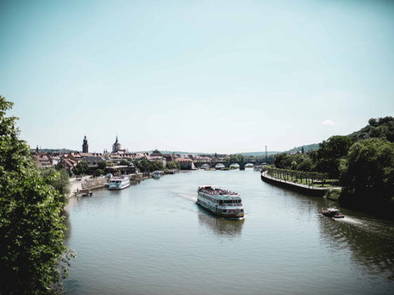 Main in Würzburg