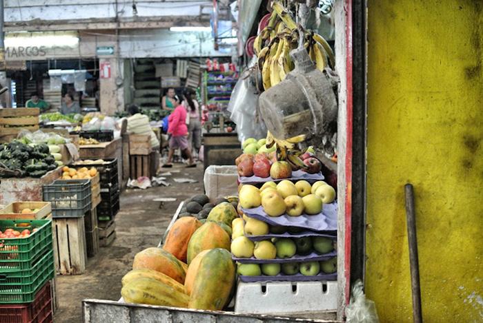 Markt-in-Merida