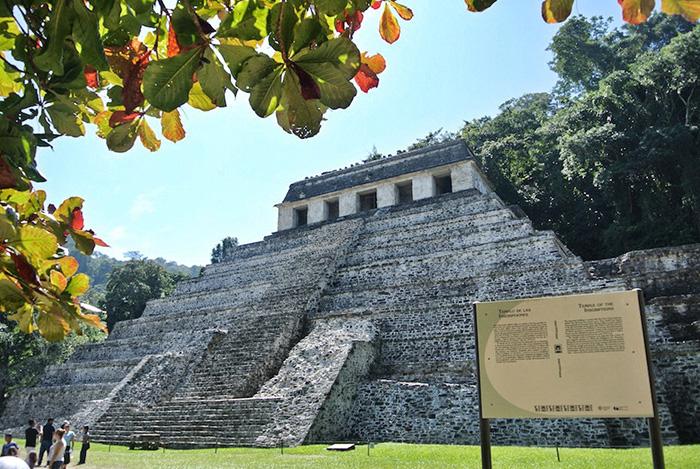 Ruinen-von-Palenque