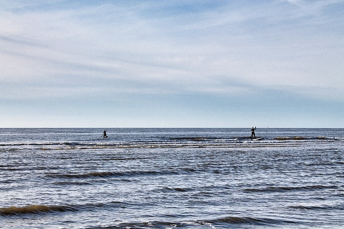 Stand UP Paddle Nordsee