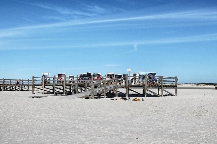 Strandkörbe St. Peter-Ording