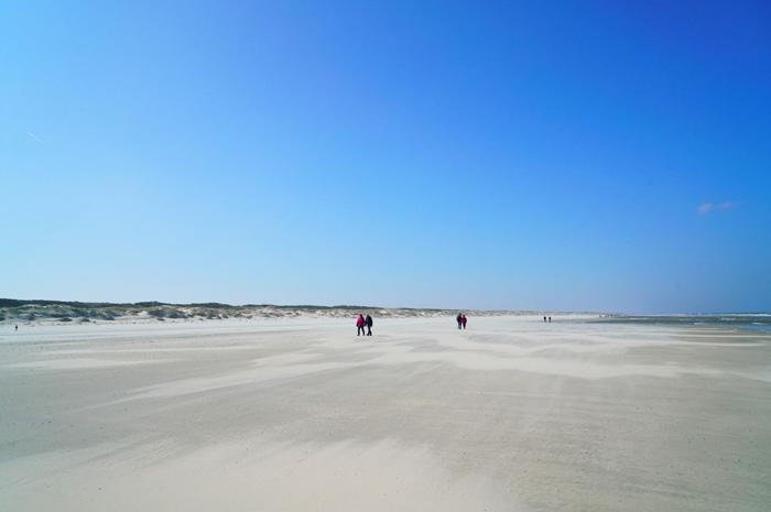 Strandspaziergang-Juist