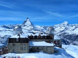 Zermatt Aussicht Matterhorn