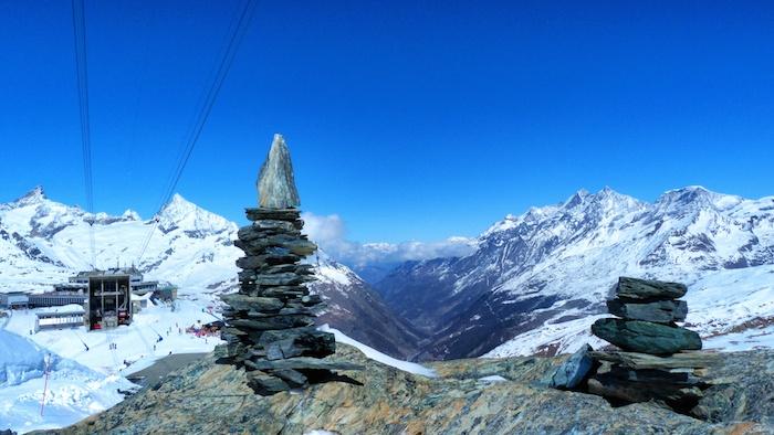 Urlaub in Zermatt
