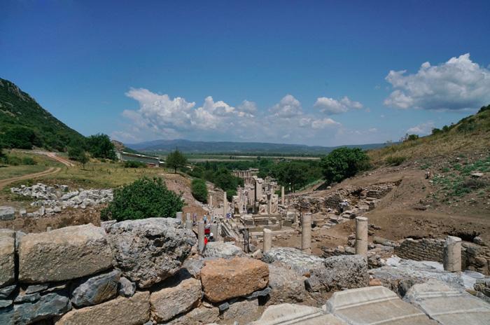 Antike-Stadt