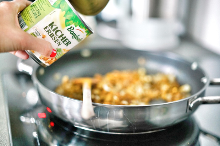 Curry-kochen