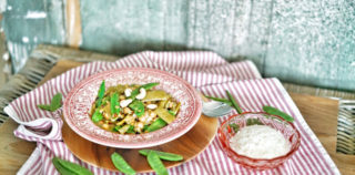 Veganes Curry Rezept aus Sri Lanka