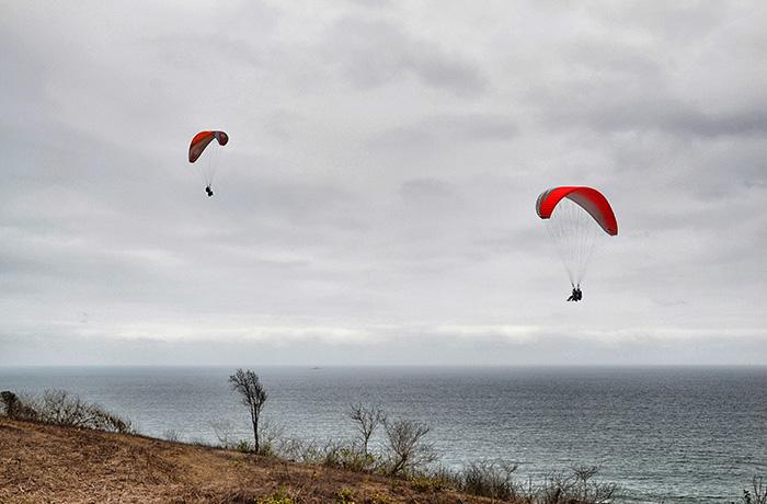 Ecuador-Abenteuer-paraglide